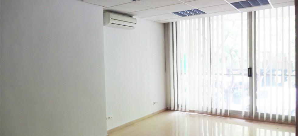 Oficina en alquiler-Sant Gervasi Galvany